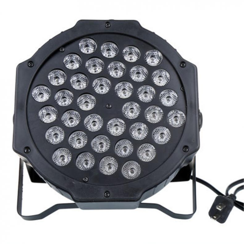 Professionell LED Crystal Magic Ball Par 36 RGB LED DMX Stage Light - Kommersiell belysning - Foto 3
