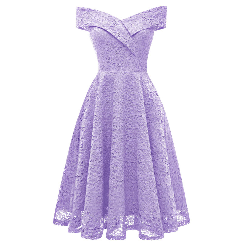 Vintage One word led   Evening     Dress   elegant fashion Prom   Dresses   Party Lace Gowns Big yards   evening   gown abiye gece elbisesi
