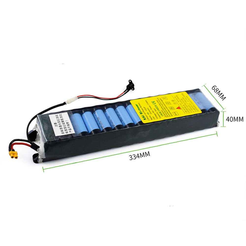 36V 4400mah 6600mAh 7800mAh Electric Scooter Lithium Battery Pack for Xiaomi Mijia M365 Electric Scooter accessories