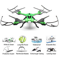 JJRC H31 Mini RC Drone Waterproof Anti crash 2.4G 4CH 6Axis Quadcopter Headless Mode LED RC Drone Toy Combo RTF VS H37 Syma X5C