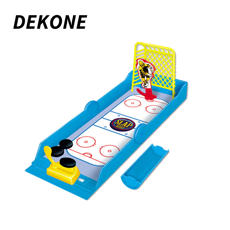 Hockey Table Games Toy Boy/Girl Children's Educational Interactive Mini Desktop Folding Toys Finger