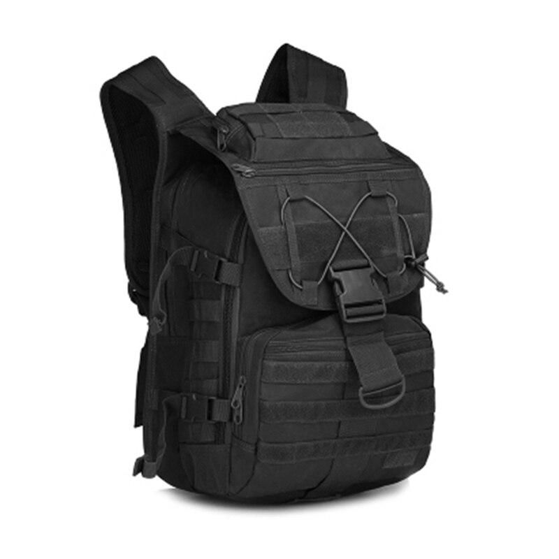 ФОТО X7 Men Military Combat Backpack Molle Rucksacks Paintball Trekking Bag Backpacks 40L
