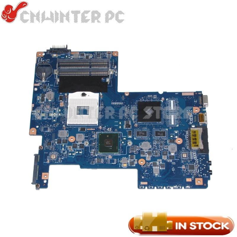 NOKOTION For Toshiba Satellite C670 Laptop Motherboard H000031380 HM55 DDR3 GT310M Video card