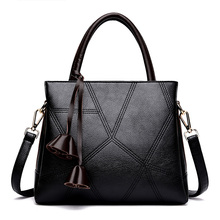 Women Leather Purses and Handbags Bags Female Messenger Shoulder Bags Crossbody Tote Bag for Girls Women 2018 bolsos mujer sfg house women pu leather handbags purses fashion female shoulder bag messenger bag ladies crossbody tote bag bolsos mujer
