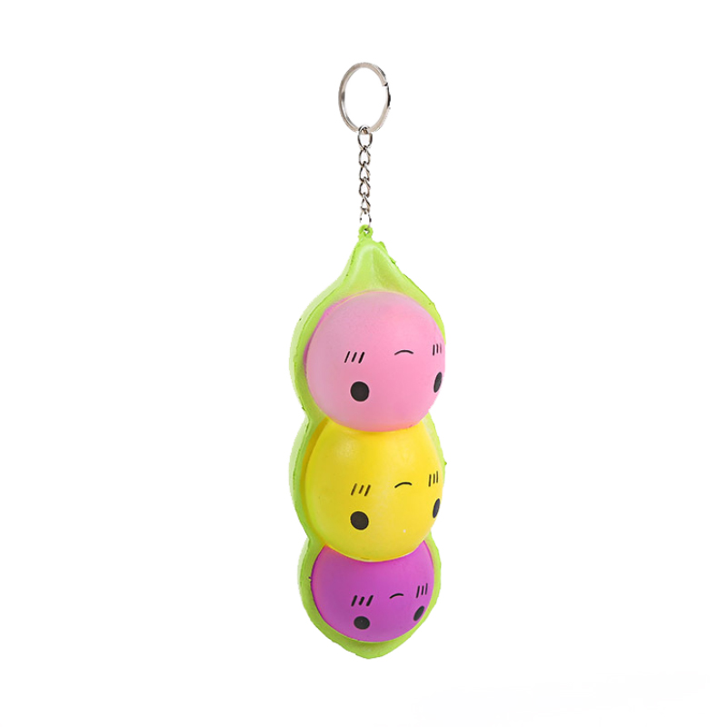 Funny Beans Squishy Toy Slow Rising Squeeze Toy Anti-Stress Toy Squishies novelty fun toys
