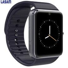 Reloj inteligente Reloj GT08 Con Ranura Para Tarjeta Sim Empuje Mensaje Conectividad Bluetooth Teléfono Android Smartwatch GT08