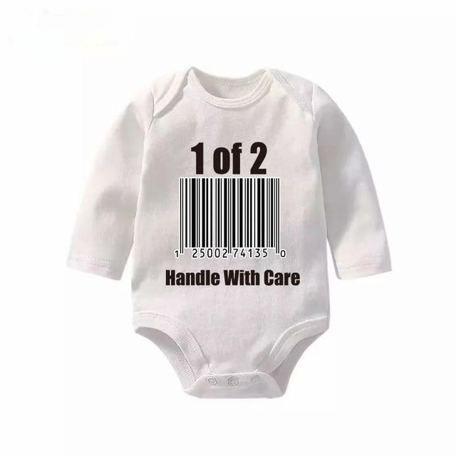 fa9180e3cef0b Culbutomind Twins Baby Clothes for Boy/Girl Newborn Twins Clothing ...