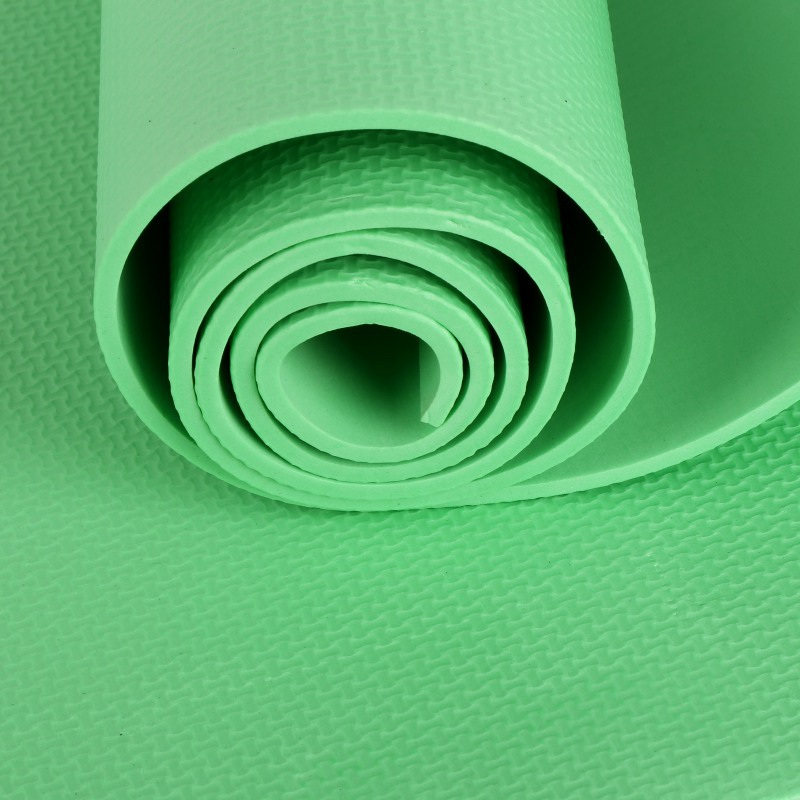 6MM Anti-slip Yoga Mats For Fitness Tasteless Pilates Mat 4 Color Exercise Sport Mats Pads with Yoga Bag Yoga Band