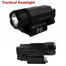 X100 Hunting Flashlight Outdoor Sport Military Waterproof Torch For Rilfe Pistol Airsoft Gun 20mm Rail Scopes Glock Gun Light все цены