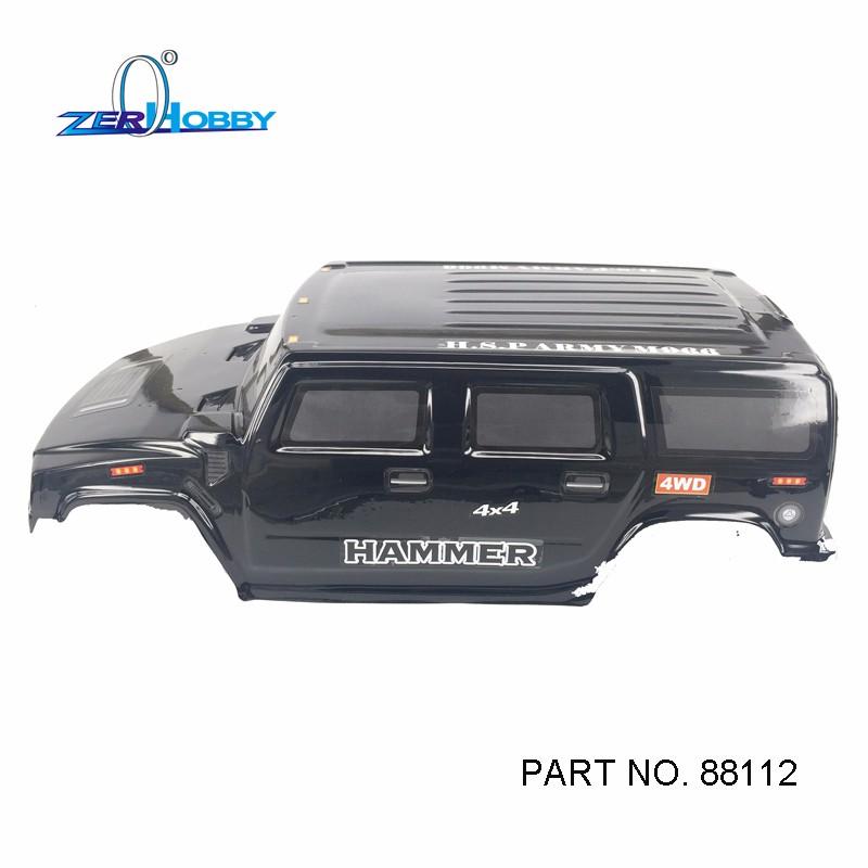 RC HSP 08021 Shock Ball Mount 4PJT For 1:10 Model Car Spare Parts JT