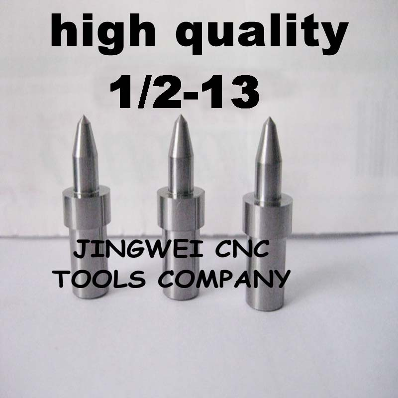 high quality Tungsten carbide flow drill America system UNC 1/2-13 (11.7mm) round type, form drill bit for stainless steel 60mm tungsten carbide tipped stainless