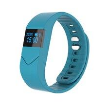 M5 Bluetooth Smart сердечного ритма фитнес-трекер Шагомер крови Давление браслет Спорт Смарт-браслет для IOS Android часы