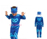 2017 New PJ Masks Cosplay Costumeand And PJ Mask Hero Of Children Cosplay Costumebirthday Party Cosplay