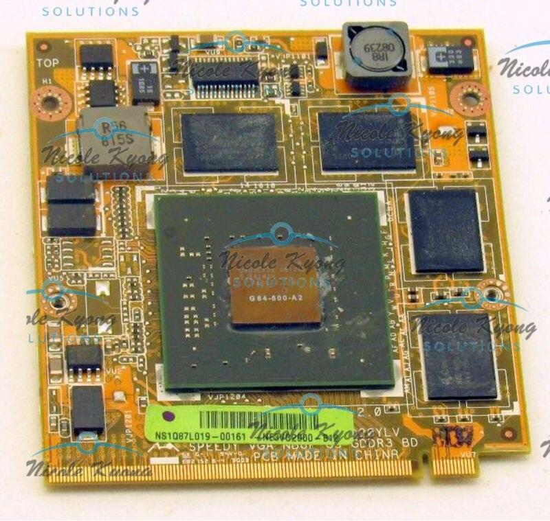 NB8P GS GDDR3 69N05JV20B02-01 NE3VG2000-B12 08G2020SD20YLV 08G2020SD20ILV 8600 м GT видеокарта VGA для Lenovo Y510 y510a F51 F51A