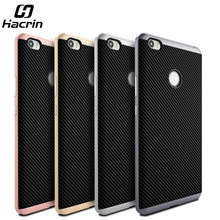 Case for Xiaomi Mi Max Shockproof PC+TPU Case with Frame Silicone Case Cover for Xiaomi Mi Max 6.44inch Smartphone