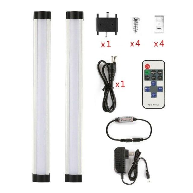 2 pack smd2835 30 cm 3 w 2 dc12v led draadloze licht for Gemiddelde levensduur keuken