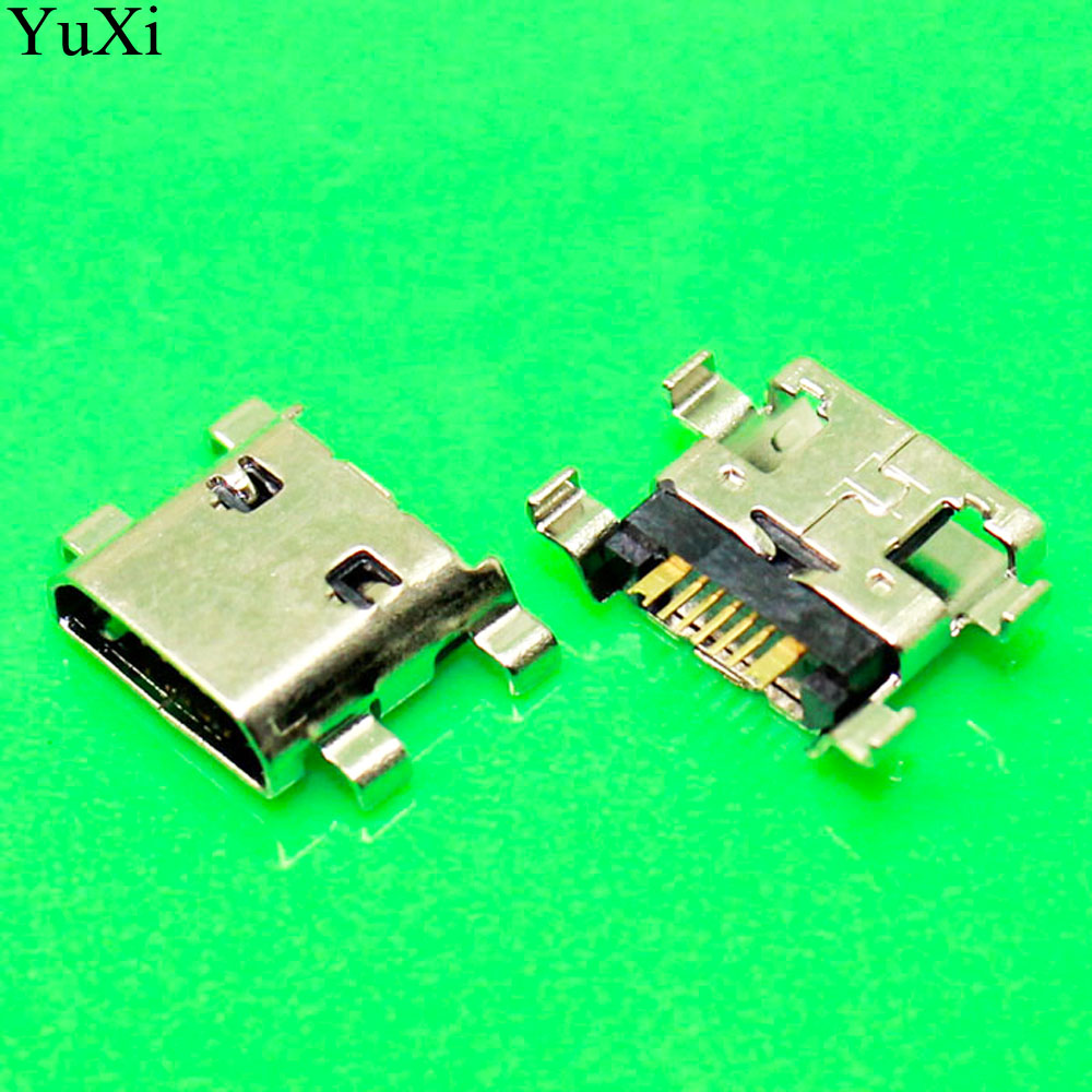 Micro USB Jack 7pin Charging Charger Port Socket Connector For Samsung Galaxy S3 mini I8190 I8160 S7562 GT-S7562 S7560 S7268 image