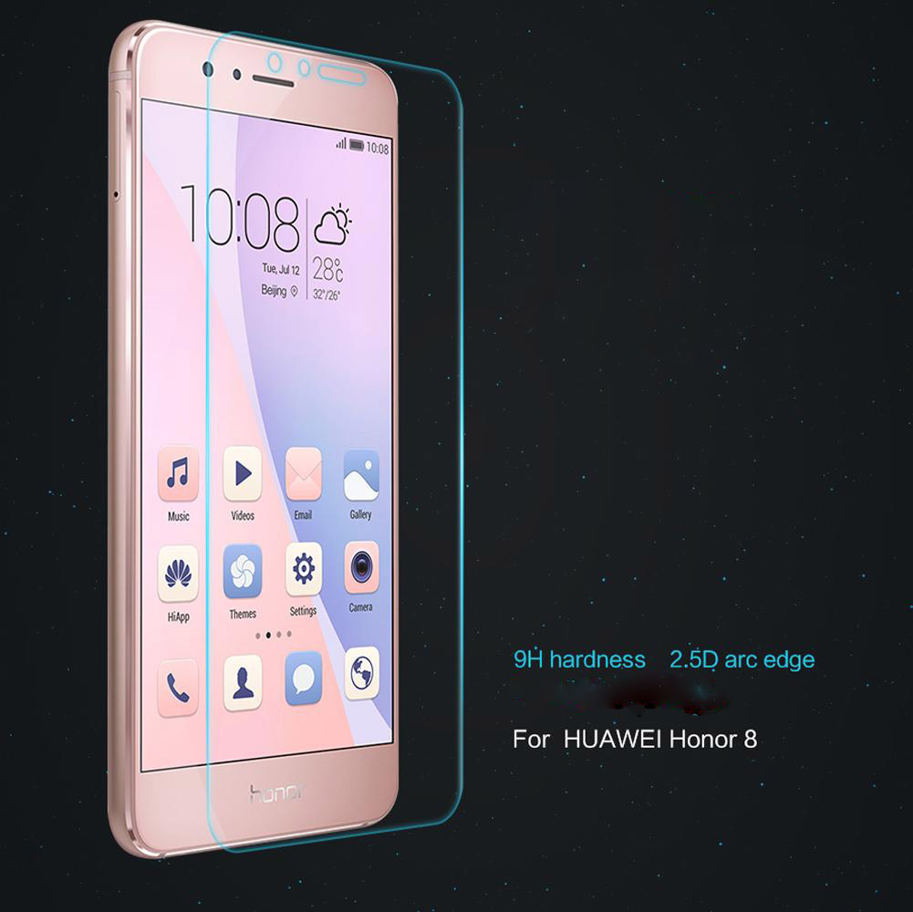 GXE Premium Tempered Glass Film For Huawei Mate 9 P9 Lite P8 P8lite Honor 8 7 6 Plus Honor 5X 5C 5A LCD Screen Protector Guard 8