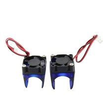 Cooling Fan with Bracket for E3D V5, V6