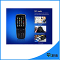 Android logistic Portable Terminal/Reader Tablet Handheld Barcode Industrial 1D Scanner with Touch Screen PDA3501