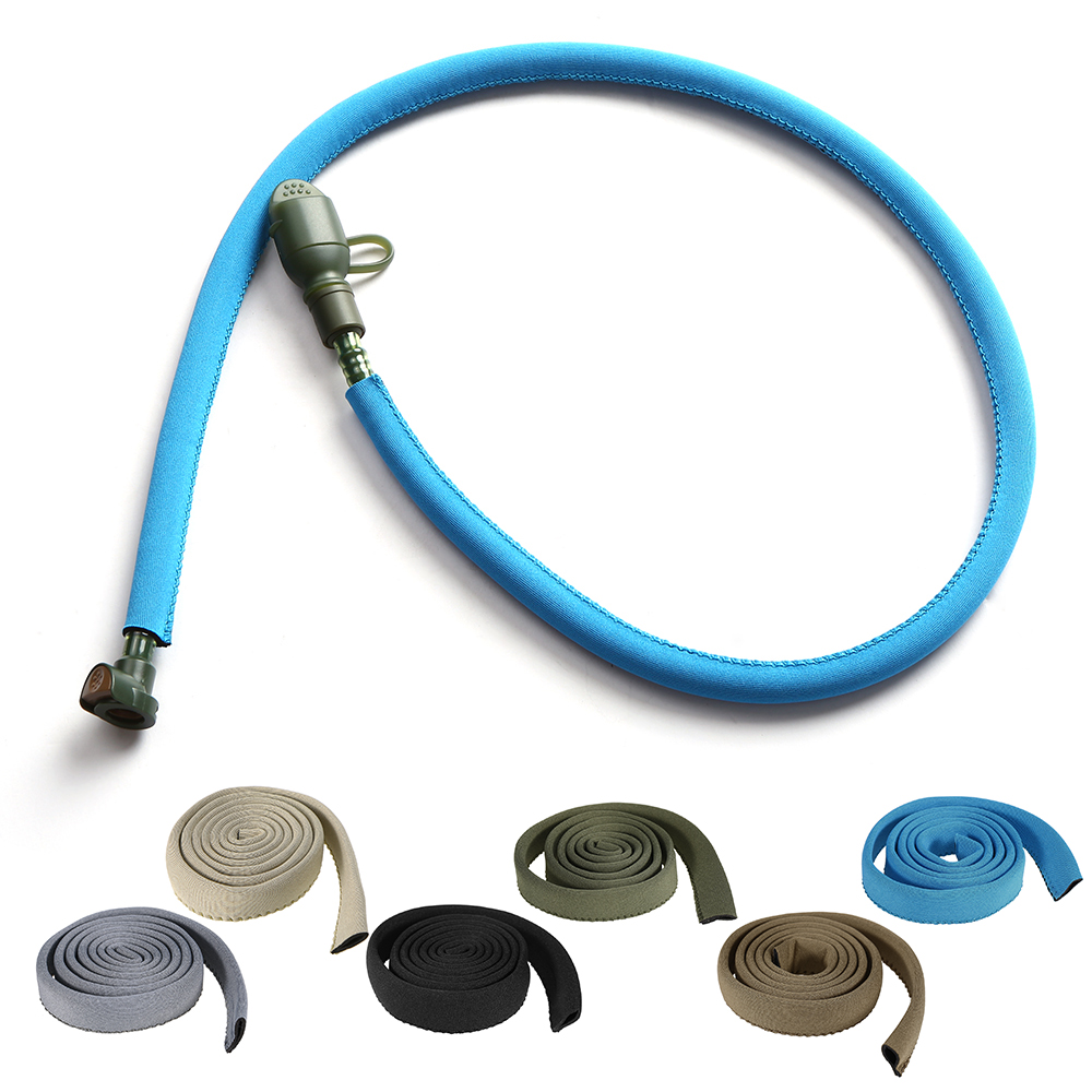 Image 5 - Water Bladder Tube Cover Hydration Tube Sleeve Insulation Hose Cover Thermal Drink Tube Sleeve Cover Outdoor Tools-in Outdoor Tools from Sports & Entertainment