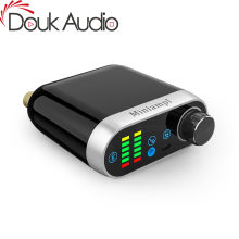 Douk audio HiFi Mini Bluetooth 5.0 HiFi amplificateur de puissance classe D Tpa3116 ampli numérique USB carte son AUX 50W * 2 audio maison(China)