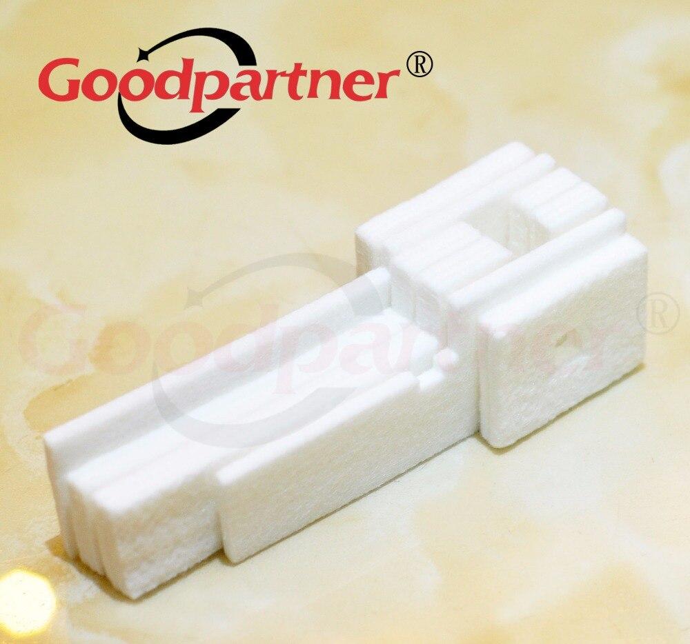1SET Waste Ink Tank Pad Sponge For Epson ME101 ME303 ME401 L300 L301 L303 L310 L350 L351 L353 L358 L355 L111 L110 L210 L211 L313