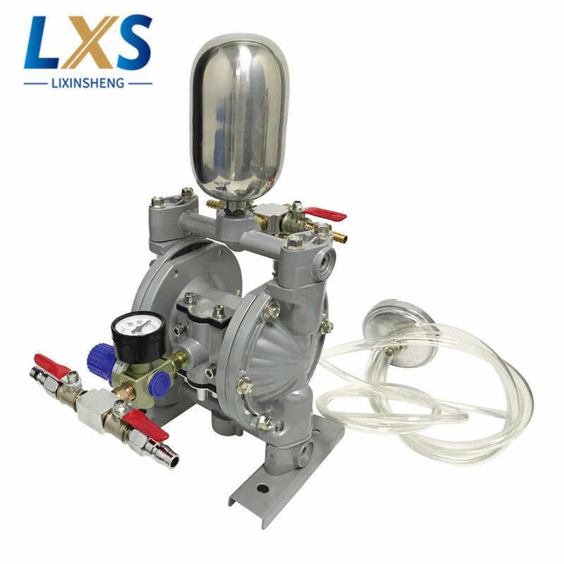 Пневматическая чернильная диафрагма 15л/мин 0,2 ~ 0,7мпа и клеевая диафрагма, сабельный насос с буферным баком, BML-10C