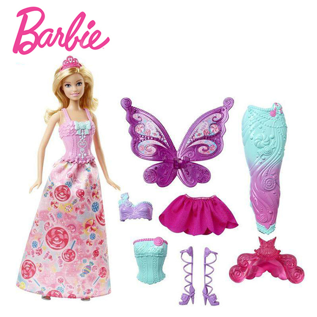 barbie girl dress up