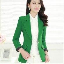 2017 summer women casaco feminino blaser feminino suits for women blazers jackets female suit coat women plus size