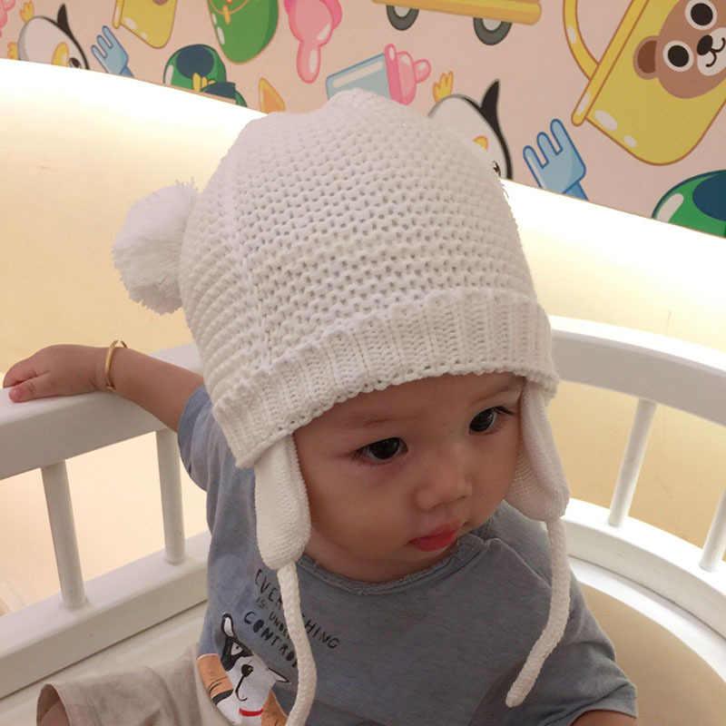 قبعات للأطفال من 3 مقاسات من عمر 0 إلى 2 سنة قبعات للأولاد والبنات قبعات شتوية للأطفال قبعات للأطفال قبعات للأطفال مناسبة للأطفال شحن مباشر موديل رقم KF744
