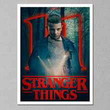 Canvas Poster Stranger Things Season 2 Home Decor Wall Art Modern Picture Painting Retro Panel Print Unframed