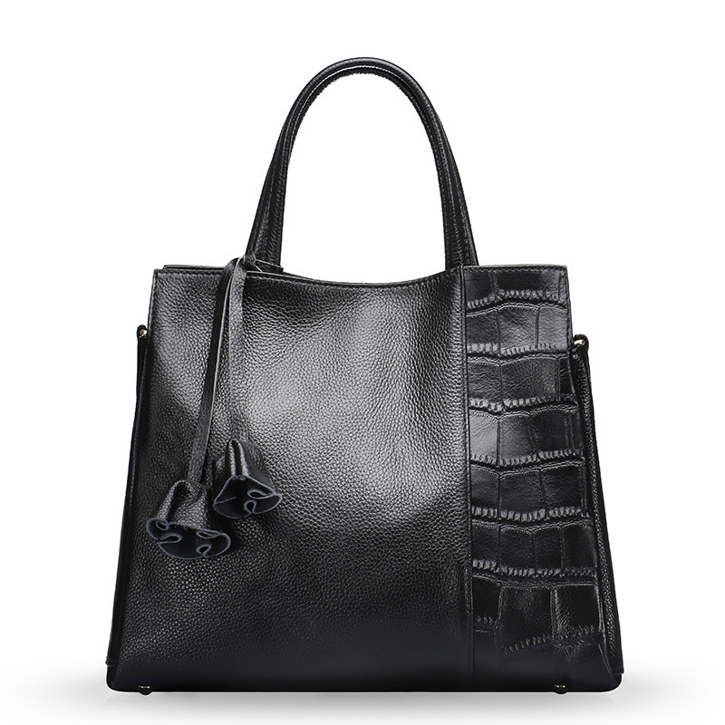 YISHEN Fashion Women Handbags Genuine Cow Leather Big Solid Women Shoulder Bags Large Capacity Tote Bag Shopping Bags QSL0714YISHEN Fashion Women Handbags Genuine Cow Leather Big Solid Women Shoulder Bags Large Capacity Tote Bag Shopping Bags QSL0714
