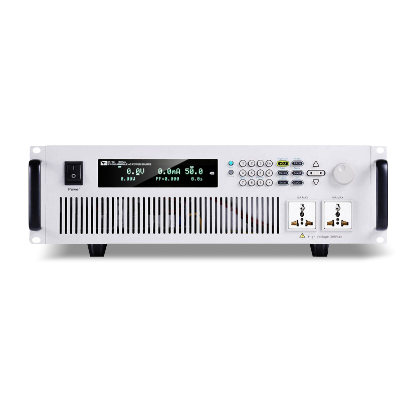 IT7322 (alimentation ca Programmable 1 Phase 750VA, 300 V/6A avec Interfaces RS232, USB, GPIB et LAN)