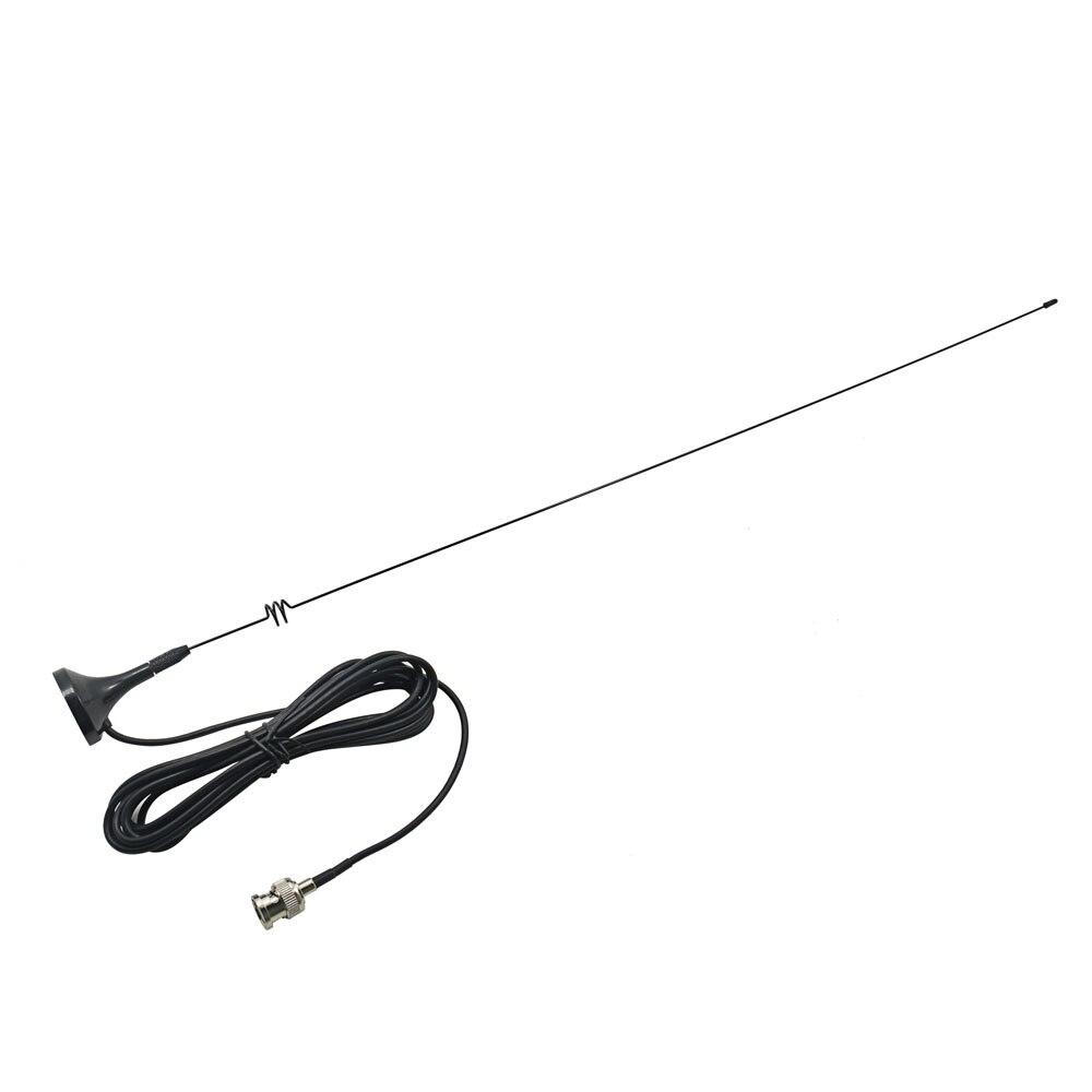 imágenes para UT-108UV BNC Magnética Coche Antena de Doble Banda VHF + UHF 144/430 MHz para Kenwood TK100 TK200 TK308 para Icom IC-V8 IC-V80 IC-V82 IC-V85