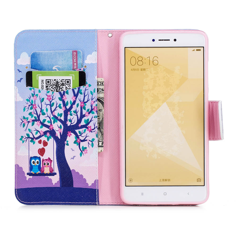 Flip Case For Xiaomi Redmi Note 4x 4 X Pro 3 32 64 Global Phone Leather Cover X4 Note4 Note4x Cases In From Cellphones