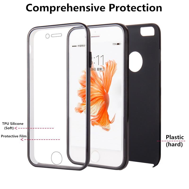 eca75062f6 Fundas para iphone 5s tampa do caso silicona tpu plástico tela sensível ao  toque coque capa compacto para apple 5 se de telefonia móvel sacos de  navidad