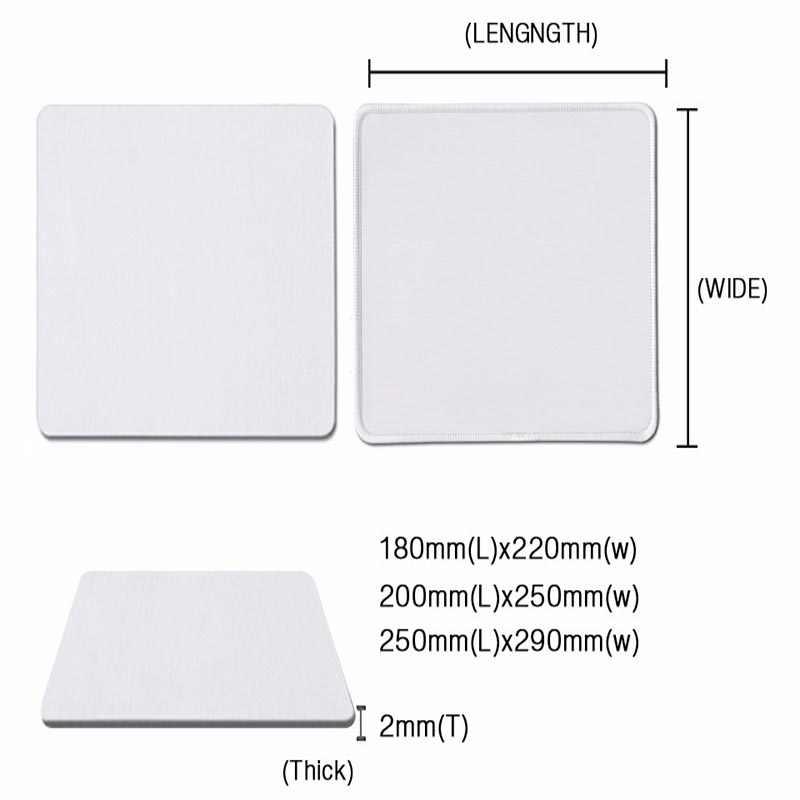 XGZ האחרון Custom 22X18/25X20/29X25CMDarksiders משטח עכבר משחקי מחשבים ניידים Tablet מחשב שולחני נגן מחשב עכבר מחצלות