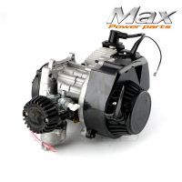 43cc 47cc 49cc 2 stroke Engine w/Automatic Transmission for SSR SX50, QG50, QG50X and Pocket Mini Motor ATVs Scooters Use 25H