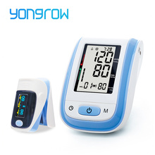 pulso arterial Yongrow medidor