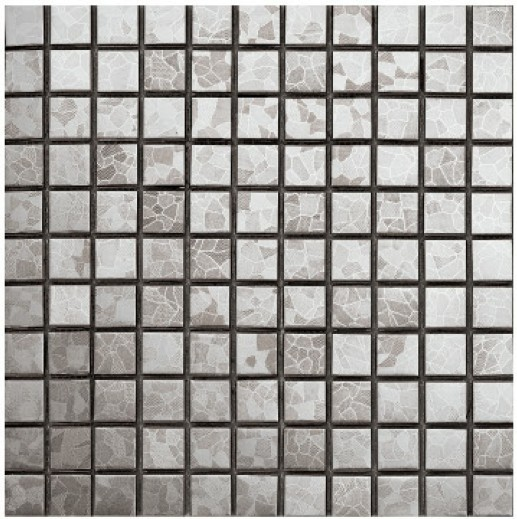 Bathroom Tiles Background aliexpress : buy metal mosaics stainless steel tile bathroom