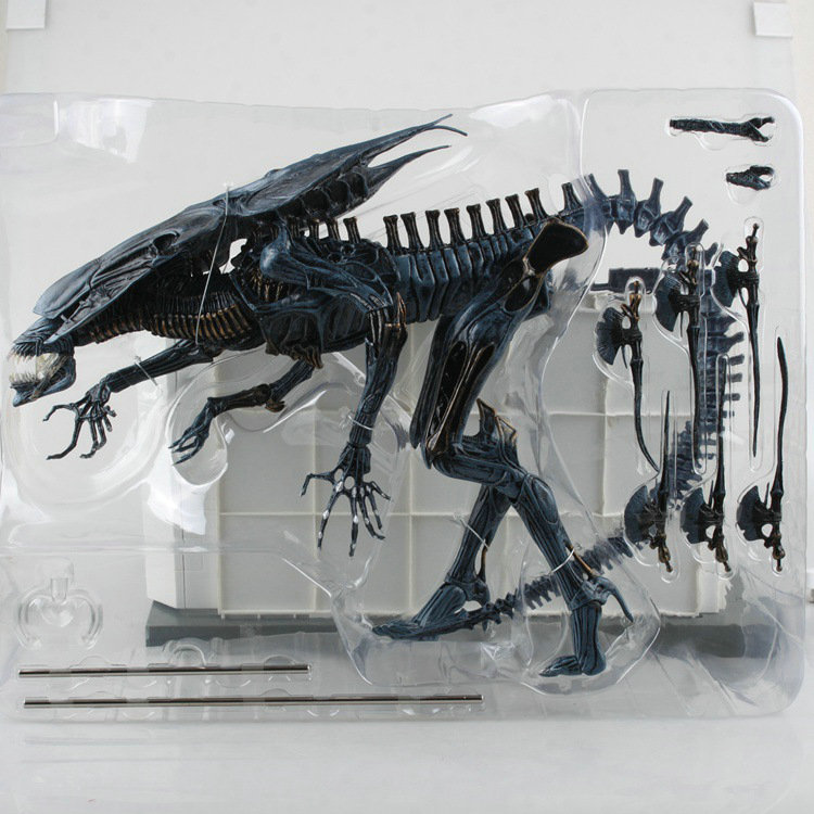 Чужой против. Predator NECA в форме 15 дюймов фигурку модель