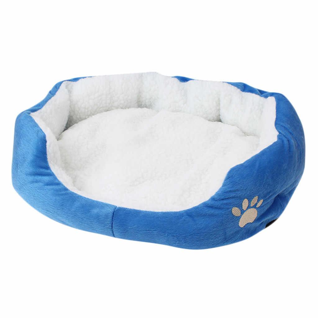 Transer собака щенок кошка Свинья флис Армейский зеленый теплая, домашняя, для спальни Плюшевые уютное гнездышко коврик и т. д. Pad 18 Dec26 P40