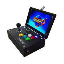 цена Arcade joystick for XBOX360 Pandora's Box 9,multi games 1500 in 1 DIY mini arcade game console онлайн в 2017 году