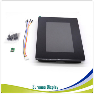 """Image 3 - 7.0"""" Nextion Enhanced HMI USART UART Serial TFT LCD Module Display Resistive Capacitive Touch Panel w/ Enclosure"""