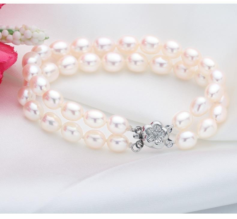 freshwater pearl bracelet jewelry 77
