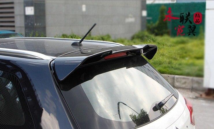 Для Vitara спойлер Высокое качество ABS Материал заднего крыла первоклассника Цвет задний спойлер для Suzuki Vitara спойлер 2015-2016