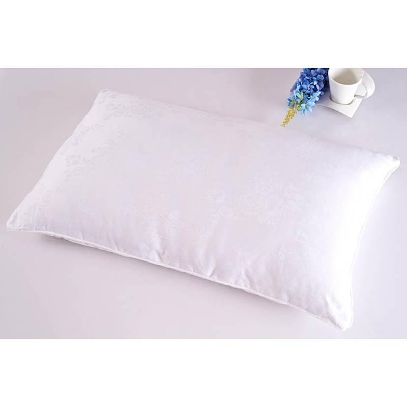 Chpermore 100% Mulberry Silk jacquard Pillow Orthopedic Neck Pillows Multifunction Comfortable silk Pillow Sleeping Health-in Bedding Pillows from Home & Garden    1