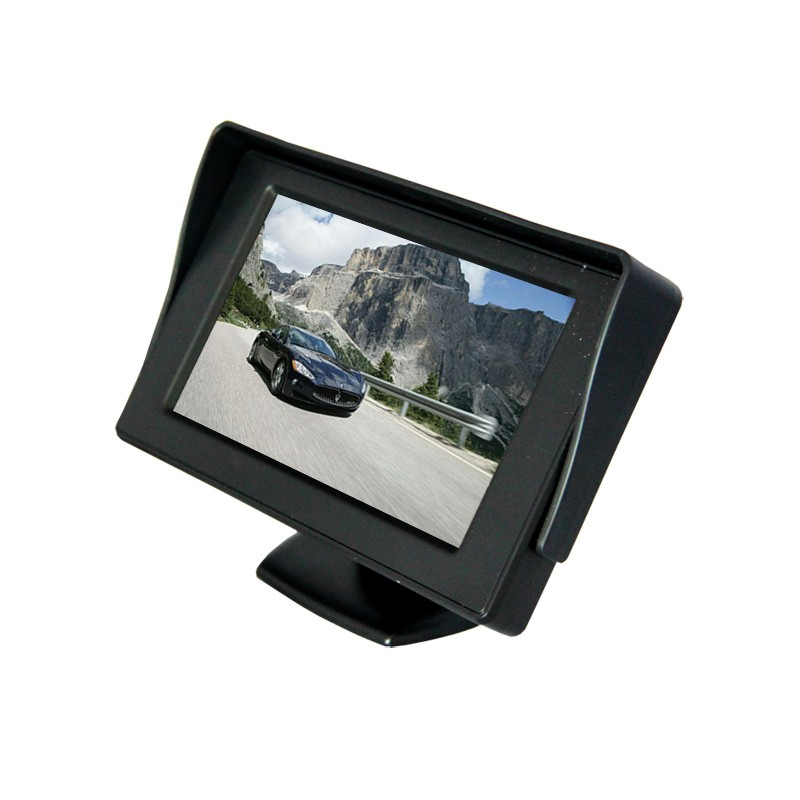 7005 FACE LOOK 4.3inch car monitor