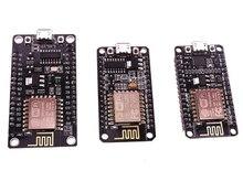 Беспроводной модуль NodeMcu V3 V2 Lua WIFI Интернет вещей разработочная плата ESP8266 с pcb антенной и usb портом ESP-12E CH340